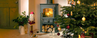 Clearview Solution 400 Woodburning Stove