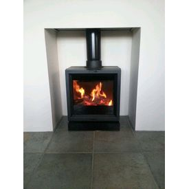 Stovax View 5 - 5kw Wood burning stove