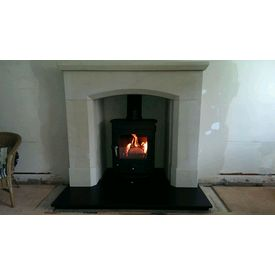 Clearview Pioneer 400 - 5kw stove