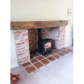 Town and Country Little Thurlow 5kw multi fuel stove