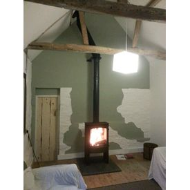 Town and Country Wellburn 14kw and twin wall flue