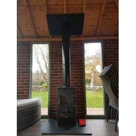 Clearview Solution 400 5kw stove