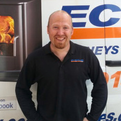 Darren Stannard - HETAS Registered Specialist Chimney Engineer