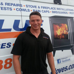 Stuart McKenna - HETAS Registered Specialist Chimney Engineer