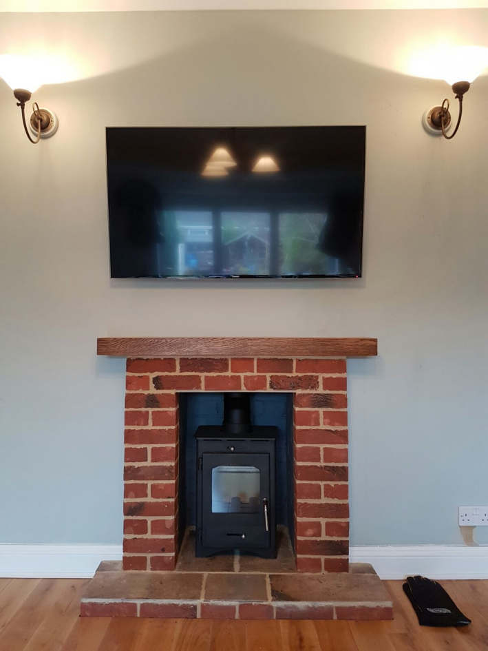 Fireplace Alteration Fireplace And Chimney Building