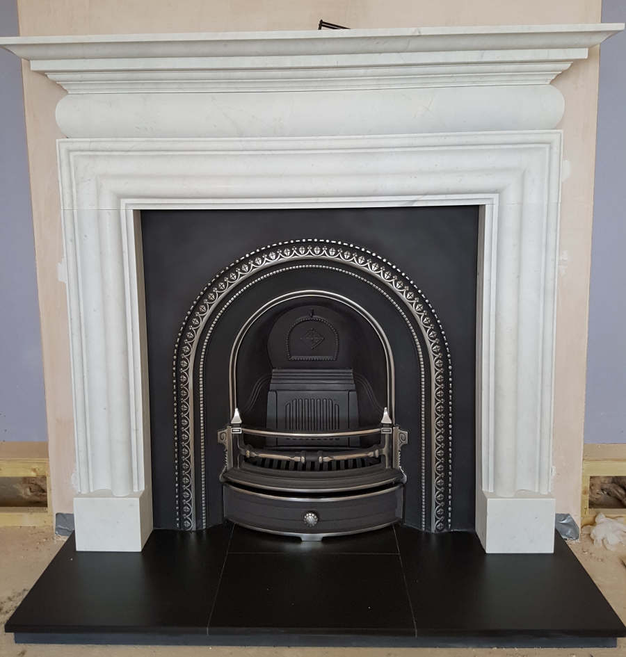 Open Fireplaces And Fireplace Surrounds